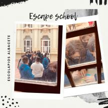 Escape School 6ºEP
