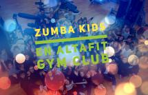 Zumba Kids en Altafit Gym Club 2ºEP